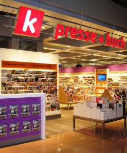K Presse + Buch