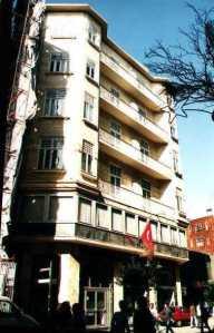İş bankası - Beyoğlu